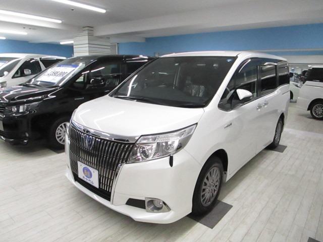 トヨタ ハイブリッドGi 9インチナビ