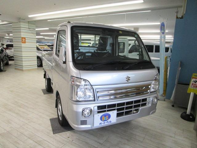 スズキ KX 3方開 4WD スズキセーフティサポート