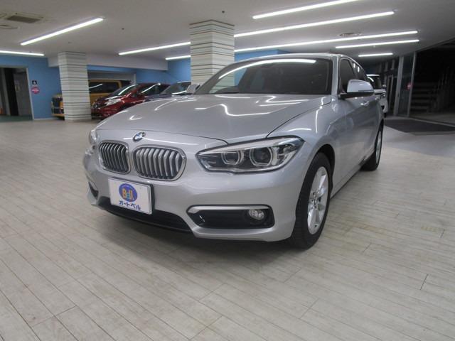 BMW 118i スタイル ナビ DVD バックモニター LEDヘッドライト Cセンサー アイドリングストップ