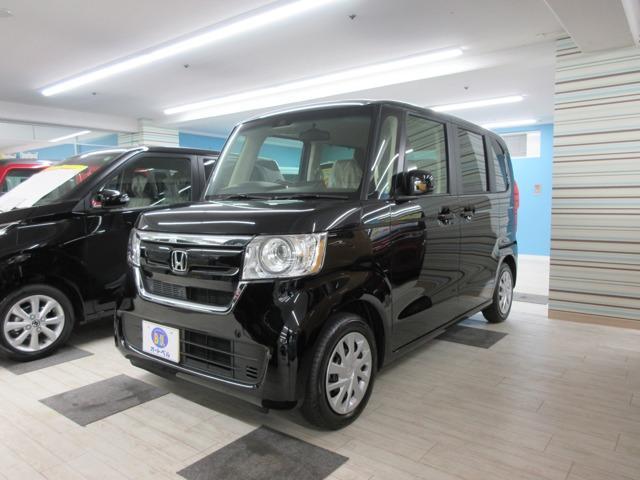 ホンダ N-BOX EX 電動ドア シートヒーター アイドリングストップ 助手席スーパースライドシート リアソナー