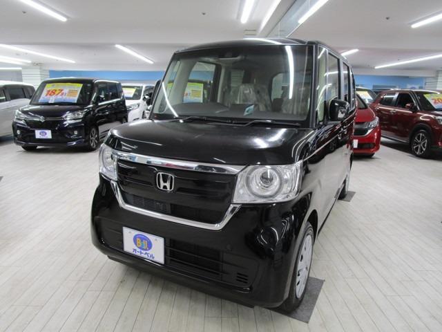ホンダ N-BOX  G・EX ホンダセンシング 電動ドア シートヒーター 助手席Sスライドシート リアソナー