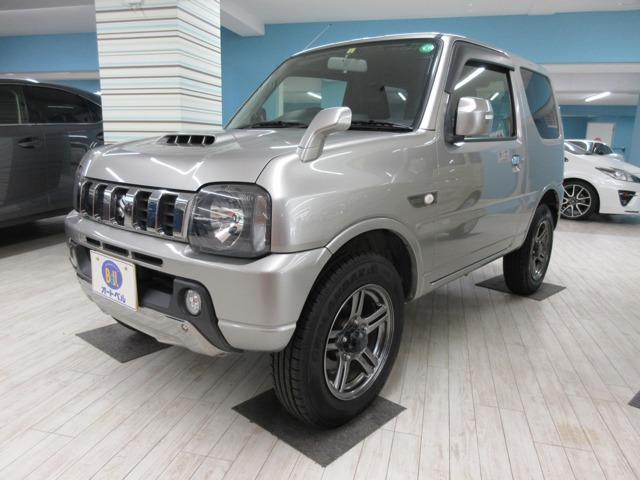 スズキ ジムニー ランドベンチャー 4WD ナビ12セグ DVD シートヒーター