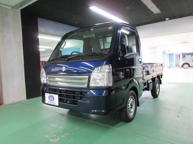 スズキ キャリイトラック KCスペシャル 3方開 4WD スズキSS