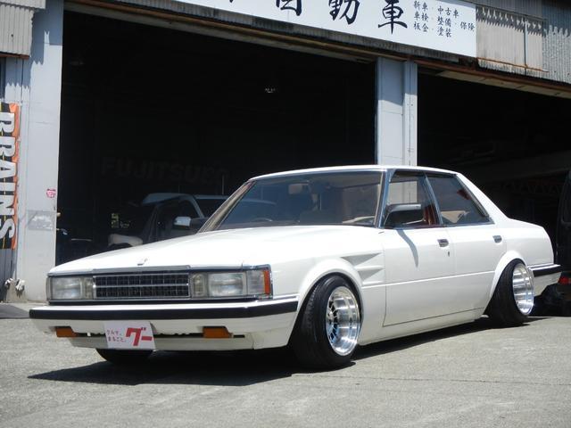 トヨタ スーパールーセント 5速MT 車高調 9J・10J14AW