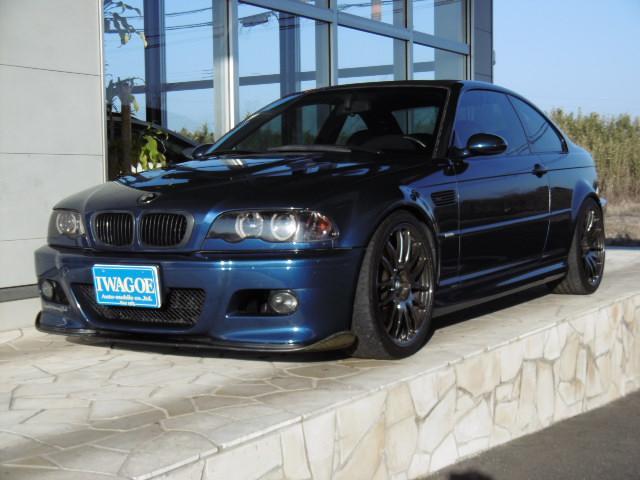 BMW M3 SMG2 MYSTICBLAU METALLIC