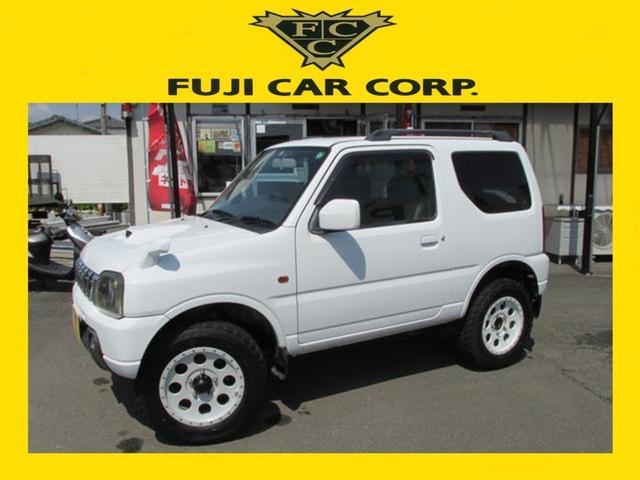 スズキ XC 5型 4WD リフトUP
