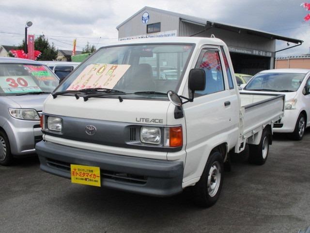 トヨタ DX エアコン パワステ