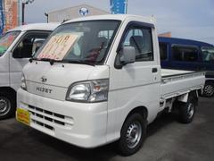 ハイゼットトラックエアコン・パワステ スペシャル 3方開 4WD