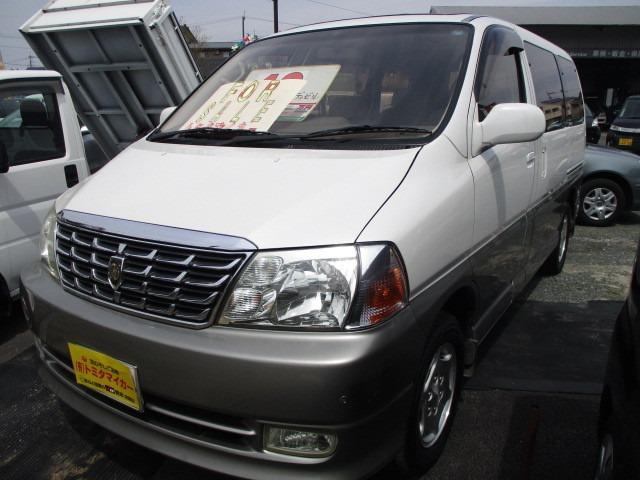 「トヨタ」「グランドハイエース」「ミニバン・ワンボックス」「熊本県」の中古車