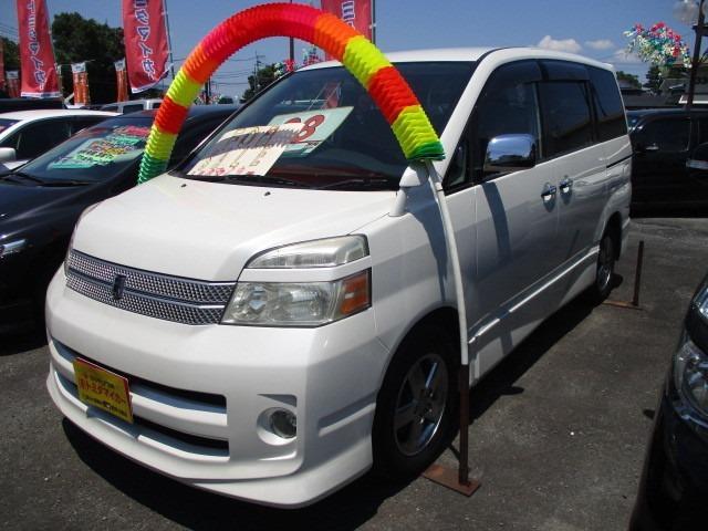 トヨタ Z 煌 両側電動スライドドア ツインモニター付 HIDライト