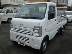スクラムトラックKC 5MT エアコン パワステ 4WD
