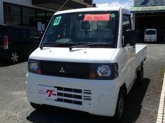 ミニキャブトラック4WD 5MT エアコン パワステ