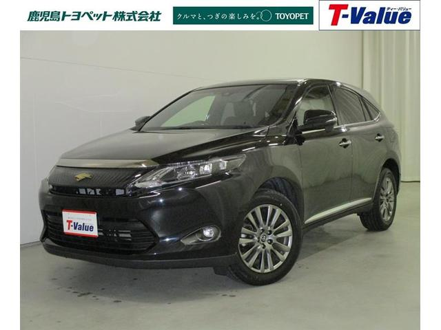 「トヨタ」「ハリアー」「SUV・クロカン」「鹿児島県」の中古車