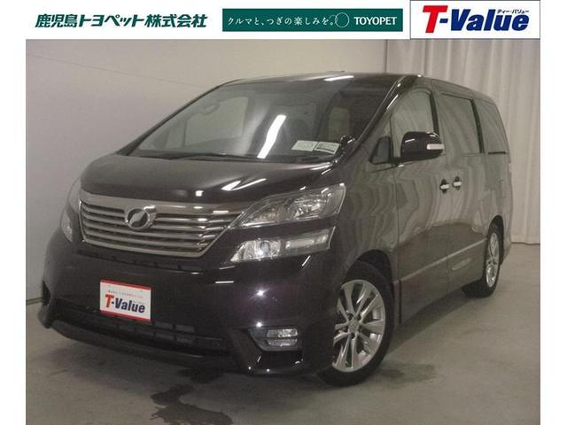 トヨタ 2.4Z プラチナセレクションII ワンオーナー ナビ TV