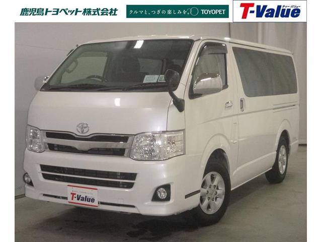 トヨタ ロングスーパーGLプライムセレ ナビ TV HID ETC