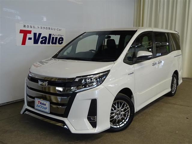 トヨタ ハイブリッドSi ダブルバイビー 純正SDナビ・フルセグTV