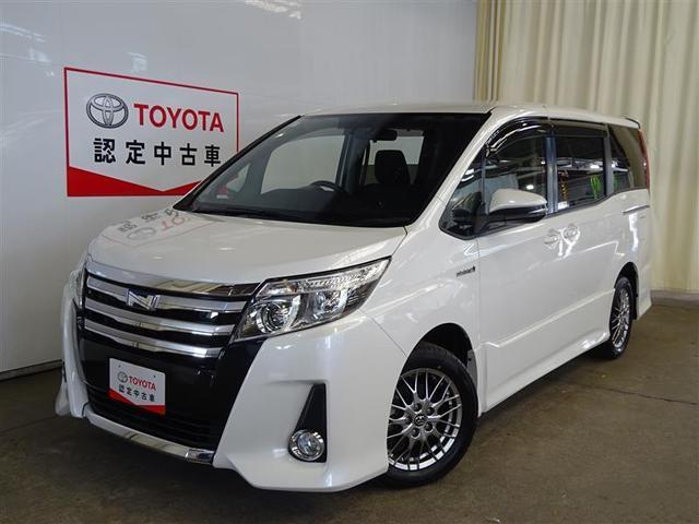 トヨタ ハイブリッドSi 純正SDナビ・フルセグTV・バックモニター