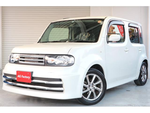 Photo Of Nissan Cube Rider Performance Spec Used