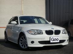 BMW116iディーラー車 スマートキー ETC