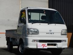 ハイゼットトラック5速MT エアコン 三方開 4WD