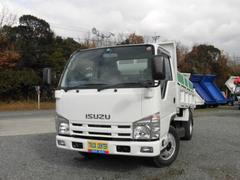 エルフトラック強化ダンプ 3トン 全低床
