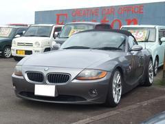 BMW Z42.5i オープンカー 電動シート HIDライト