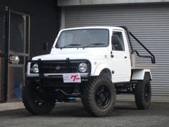 ジムニーシエラトラック 4WD リフトアップ