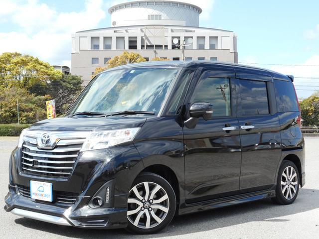 トヨタ カスタムG-T プリクラッシュセーフティ モデリスタエアロ