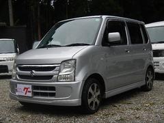 ワゴンRスマートキー・CD・MD・アルミホイール・エアロ・電格ミラー