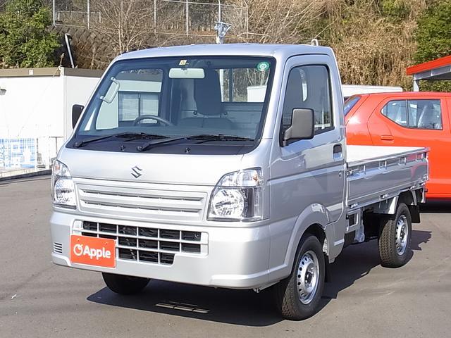スズキ KC 届出済未使用車 4WD 5速ミッション