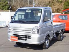 キャリイトラックKC 届出済未使用車 4WD 5速ミッション