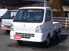 キャリイトラックKC農繁 4WD 5速ミッション 届出済未使用車