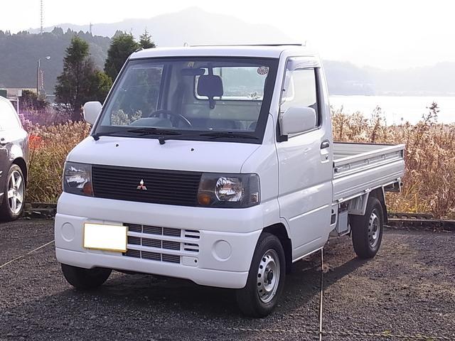 三菱 4WD 三方開 5速ミッション エアコン パワステ