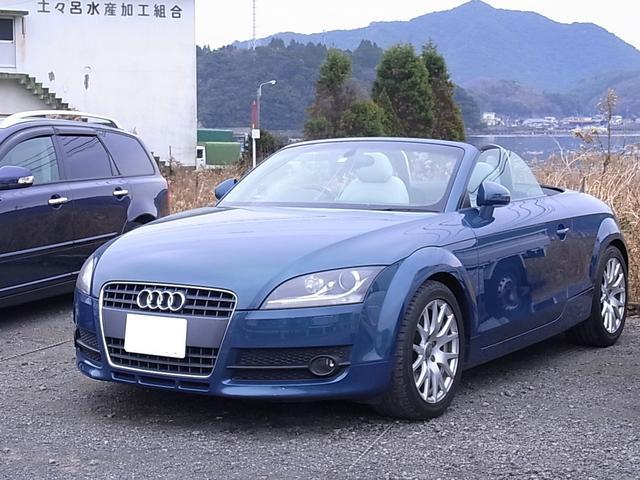 「アウディ」「アウディ TTロードスター」「オープンカー」「宮崎県」の中古車