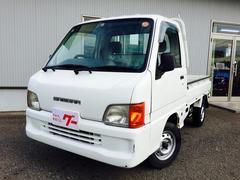 サンバートラックTB 4WD ギア5速 エアコン 2年車検付き