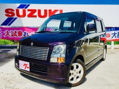 ワゴンRFT−Sリミテッド 純正バイセキノライト アルミ ターボ車!