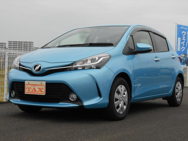 トヨタ 1.3F LEDエディション 純ナビTV・衝突軽減・保証書