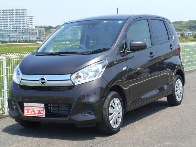 日産 J 純正ナビ/フルセグTV・衝突軽減ブレーキ・禁煙車・保証書