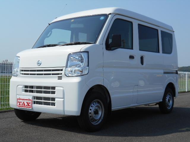 日産 DX 5AGS車・運転席/助手席エアバック・禁煙車・保証書