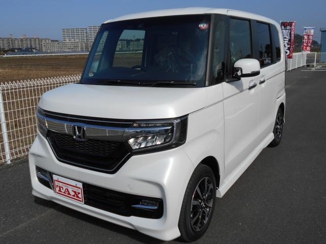 ホンダ G・Lホンダセンシング・届出済未使用車・衝突軽減B・保証書