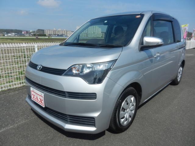 トヨタ X ・ナビ/ワンセグTV・バックモニター・Bluetooth・禁煙車・片側電動スライド