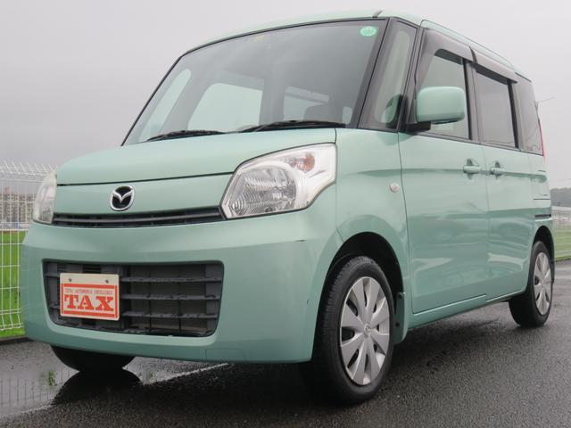 マツダ フレアワゴン XS ・純正ナビTV・バックカメラ・Bluetooth・ETC・左電動・禁煙車・保証書