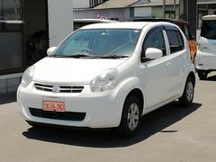 パッソXレンタカーアップ車・ナビ・CD/DVD再生・ETC