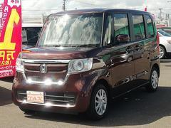 N BOXG・Lホンダセンシング・ナビ・TV・CD・届出済未使用車