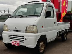 キャリイトラックKA 三方開 4WD 禁煙車 保証書