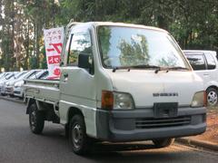 サンバートラックTB EL付き5マニュアルエアコン付き