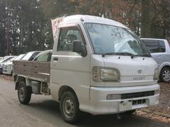 ハイゼットトラックSDX ハイルーフATパワーステアリング木製3方開あおり