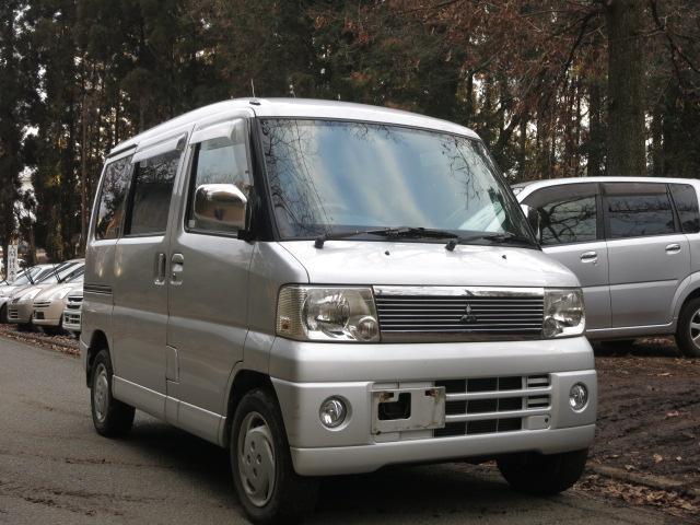 三菱 LX キーレス・集中ドアロック・ABS・PW