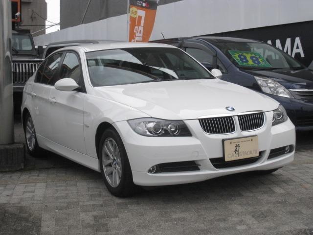 BMW 320i HDDナビ ワンセグTV HIDライト 電動シート