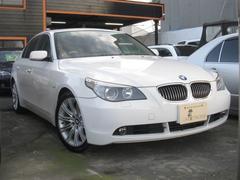 BMW525iハイラインパッケージ サンルーフ